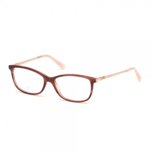 occhiali-da-vista-swarovski-sk5285-074-56-15-140-donna-rosa-avana