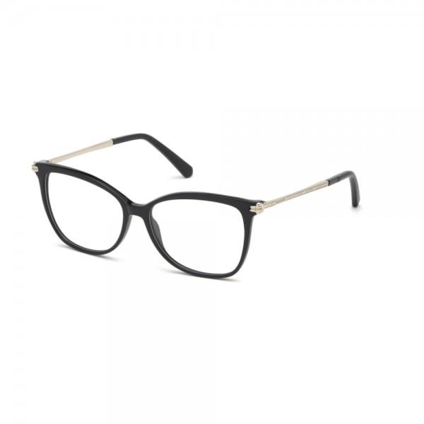 occhiali-da-vista-swarovski-sk5316-001-53-14-140-donna-nero-lucido