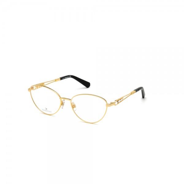 occhiali-da-vista-swarovski-sk5342-030-54-16-140-donna-oro-lucido