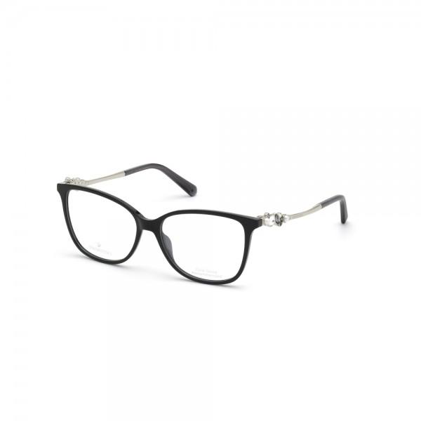 occhiali-da-vista-swarovski-sk5367-005-53-14-140-donna-nero-lucido
