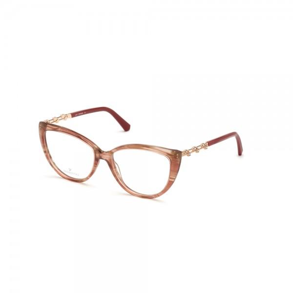 occhiali-da-vista-swarovski-sk5382-072-54-15-140-donna-rosa-lucido