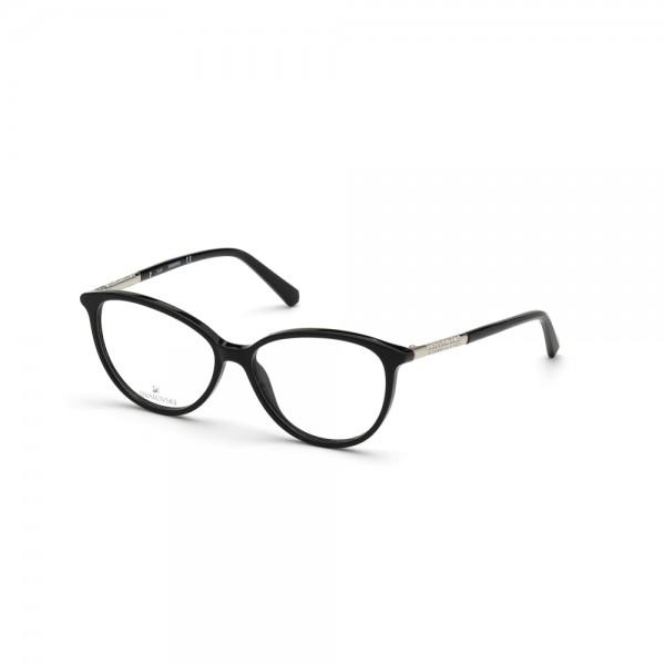 occhiali-da-vista-swarovski-sk5385-001-54-14-140-donna-nero-lucido