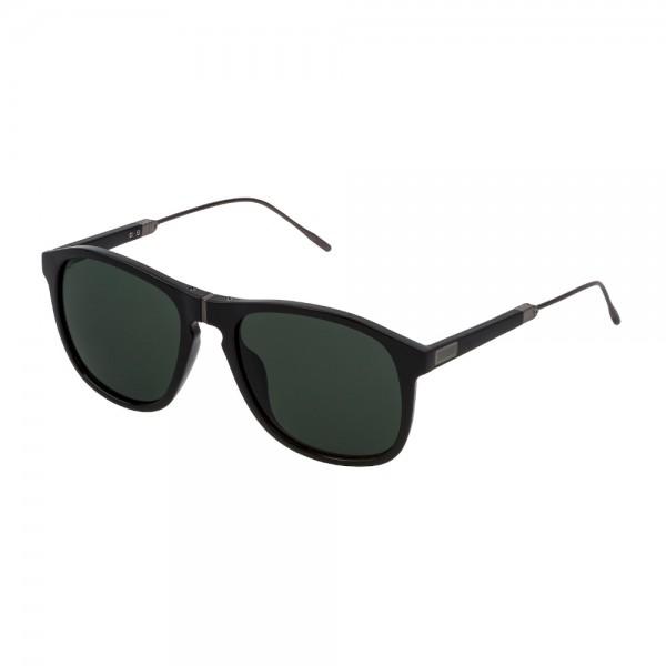 occhiali-da-sole-lozza-poket-cooper-1-pieghevole-sl4245-z42y-55-19-145-unisex-nero-lucido-totale-lenti-green