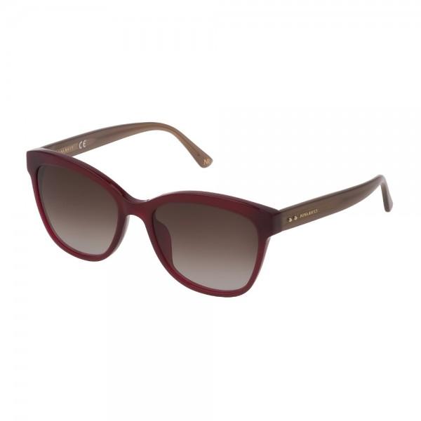 occhiali-da-sole-nina-ricci-snr217-099n-56-18-140-donna-bordeaux-opalino-lucido-lenti-brown-gradient