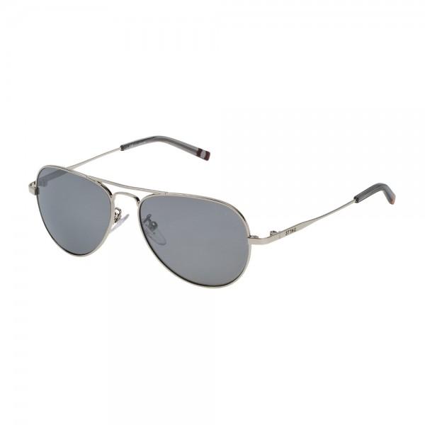 occhiali-da-sole-sting-survival-1-junior-palladio-lucido-totale-lenti-smoke-mirror-silver-ssj405-579x-51-14-130