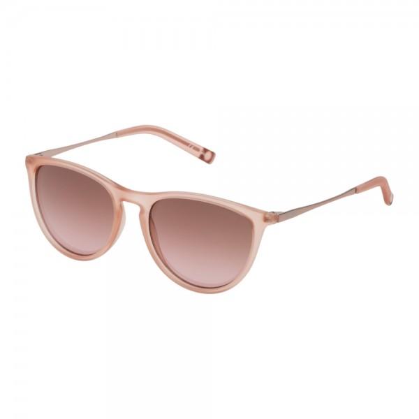 occhiali-da-sole-sting-selfie-1-junior-semilucido-rosa-pesca-lenti-brown-gradient-ssj661-0gef-50-16-130