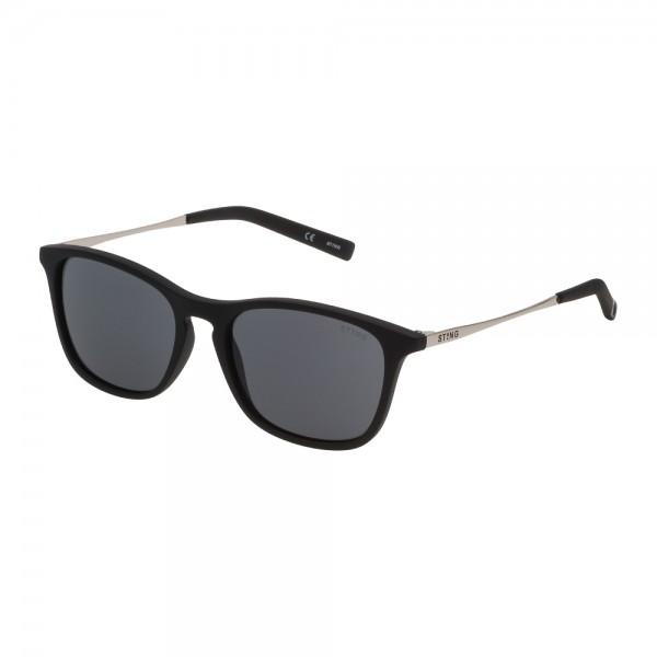 occhiali-da-sole-sting-selfie-2-junior-nero-semiopaco-lenti-smoke-ssj662-0u28-49-16-130