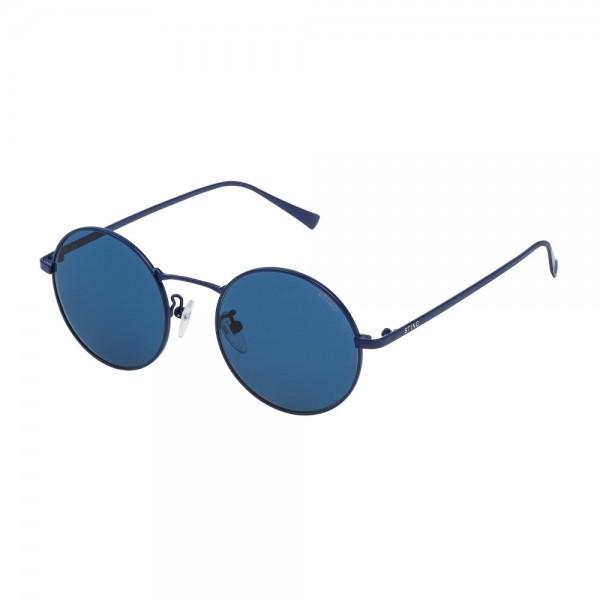 occhiali-da-sole-sting-emulator-1-unisex-blu-opaco-lenti-blu-sst026-01aq-49-19-140