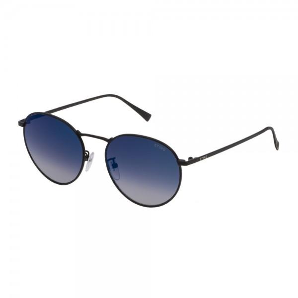 occhiali-da-sole-sting-blogger-1-unisex-nero-semilucido-totale-lenti-smoke-gradient-mirror-blu-sst189-531b-53-17-140