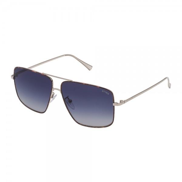 occhiali-da-sole-blogger-6-sst315-0320-59-11-140-uomo-oro-rosè-lucido-c-/-parti-avana-lenti-blue-gradient