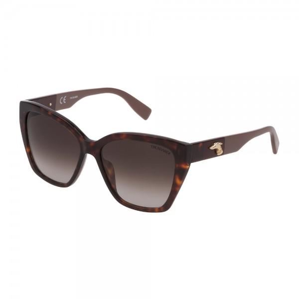 occhiali-da-sole-trussardi-str376-0909-56-15-140-donna-avana-classica-lucida-lenti-brown-gradient-pink