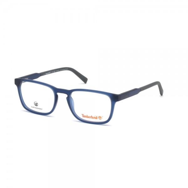 occhiali-da-vista-timberland-tb1624-091-52-19-145-unisex-blu-opaco