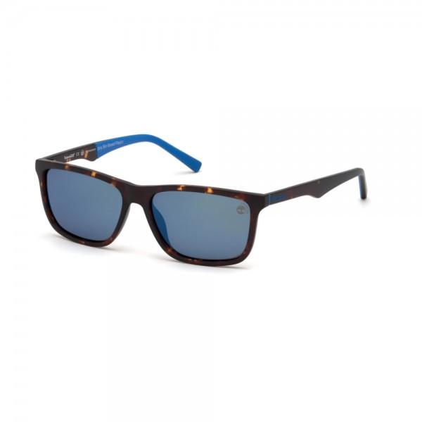 occhiali-da-sole-timberland-tb9174-s-52d-56-15-150-unisex-avana-scuro-lenti-fumo-polarizzato