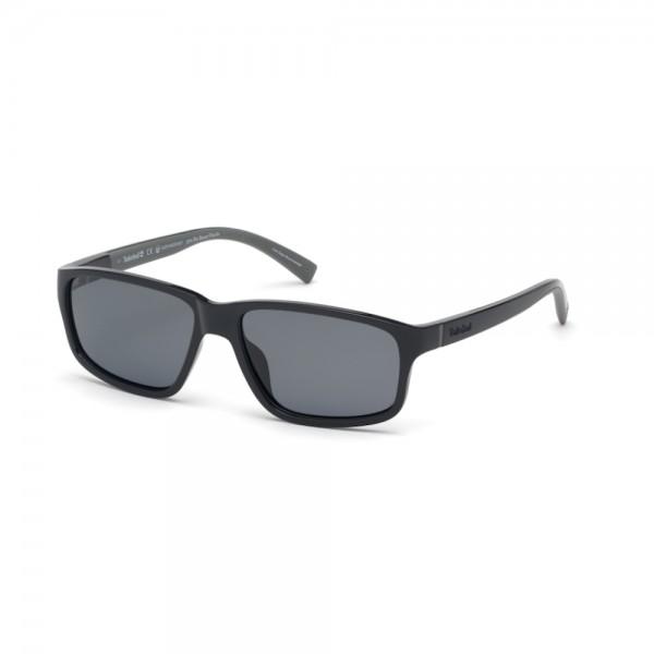 occhiali-da-sole-timberland-tb9186-s-01d-58-16-150-unisex-nero-lucido-lenti-fumo-polarizzato