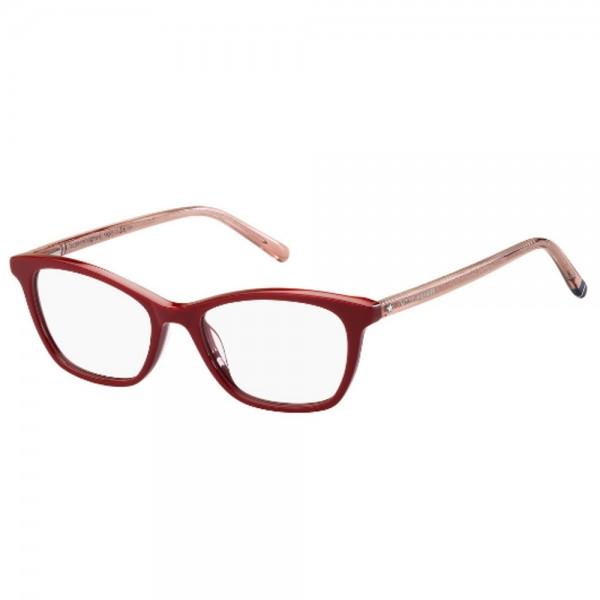 occhiali-da-vista-tommy-hilfiger-th1750-c19-52-17-140-donna-burgund-nude