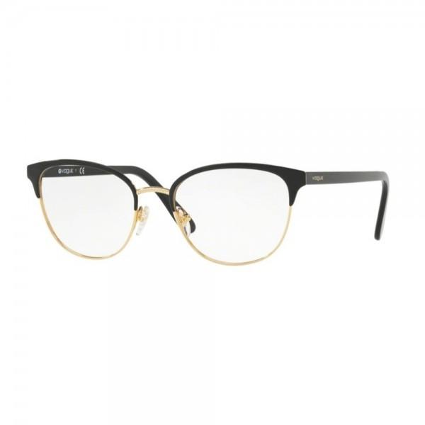 occhiali-da-vista-vogue-donna-black-gold-vo4088-352-52-18-140