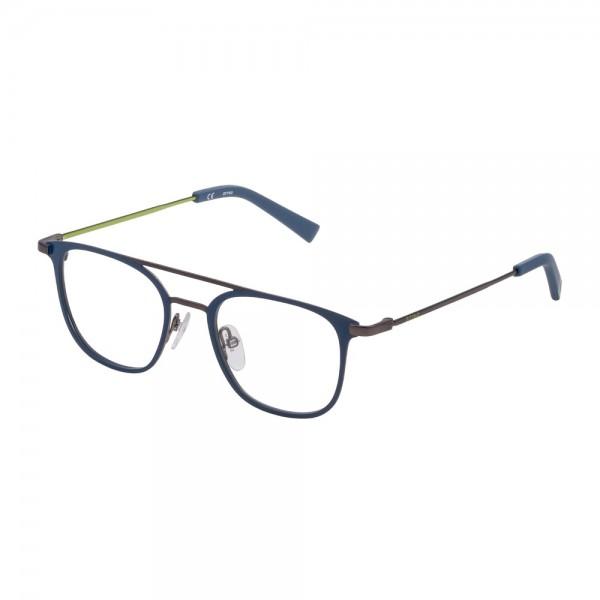 occhiali-da-vista-sting-cheerful-3-vsj418-0sfn-44-18-130-unisex-bachelite-opaca-c/parti-blu
