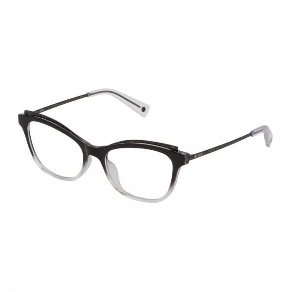 occhiali-da-vista-sting-topic-1-vst232v-06q9-52-17-140-donna-cristallo-c/parti-nero-lucido