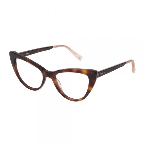 occhiali-da-vista-sting-note-1-vst301-09jc-52-18-140-donna-avana-rossa-lucido