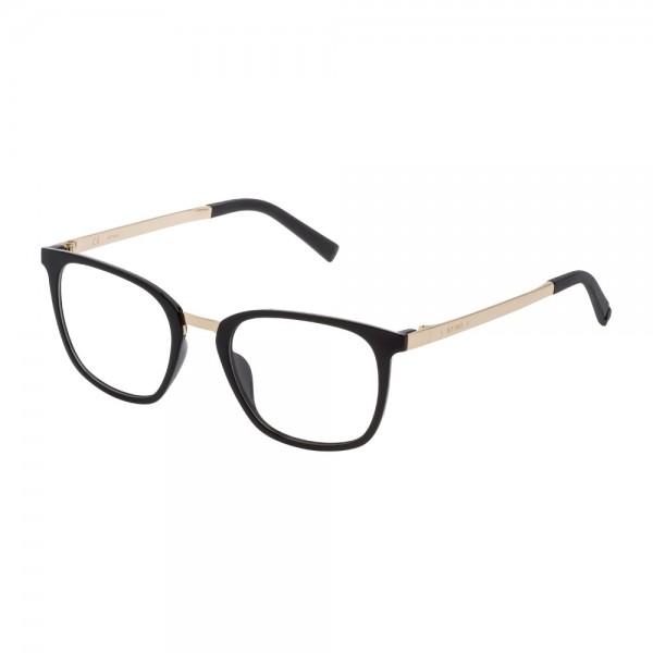 occhiali-da-vista-sting-top-1-vst350-0z42-50-20-140-unisex-nero-lucido-totale
