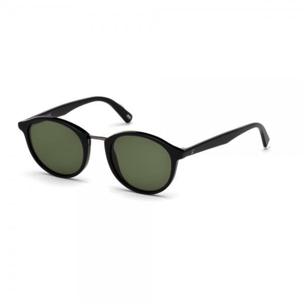 occhiali-da-sole-web-we0236-s-01n-48-21-145-unisex-nero-lucido-lenti-verde