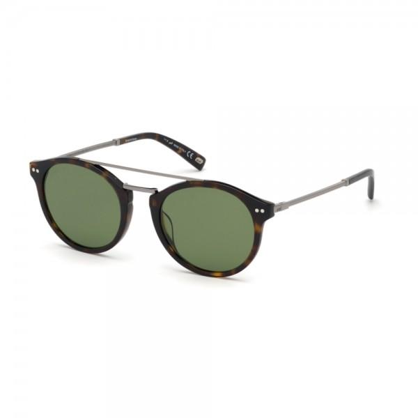 occhiali-da-sole-web-we0239-s-52n-50-21-145-unisex-avana-scuro-lenti-verde