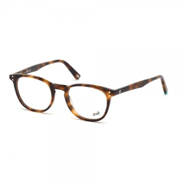 occhiali-da-vista-web-we5279-52a-49-19-145-unisex-avana-chiara
