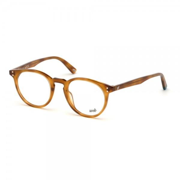 occhiali-da-vista-web-we5281-053-46-21-145-unisex-avana-bionda