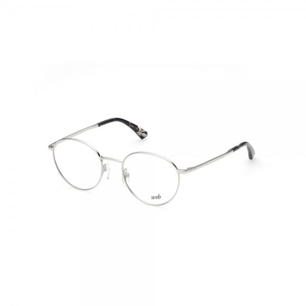 occhiali-da-vista-web-we5345-018-49-19-145-unisex-rodio-lucido