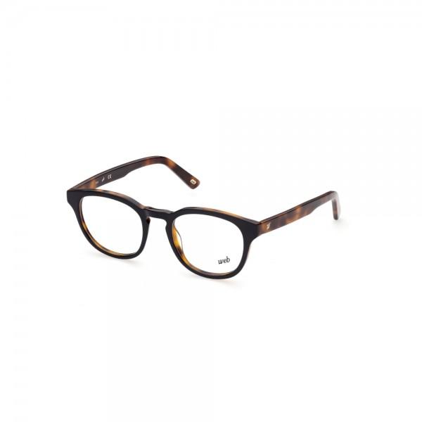 occhiali-da-vista-web-we5346-005-49-20-145-unisex-nero-avana