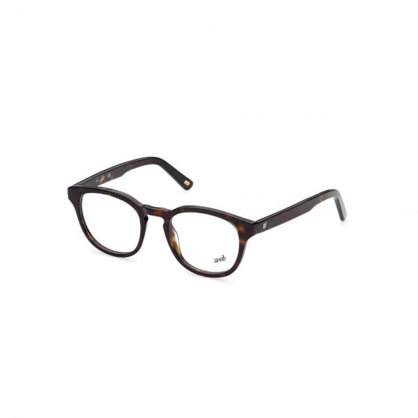 occhiali-da-vista-web-we5346-052-49-20-145-unisex-avana-scura