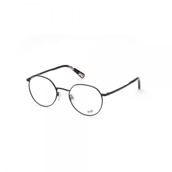 occhiali-da-vista-web-we5348-002-51-20-145-unisex-nero-opaco