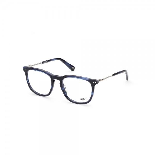 occhiali-da-vista-web-we5349-092-51-18-140-unisex-blu-altro