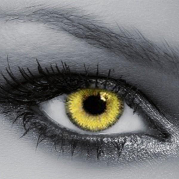 lenti-a-contatto-colorate-mensili-queen-s-trilogy-yellow